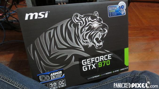 GTX970 Box