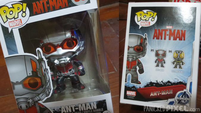 Ant-Man Funko Box