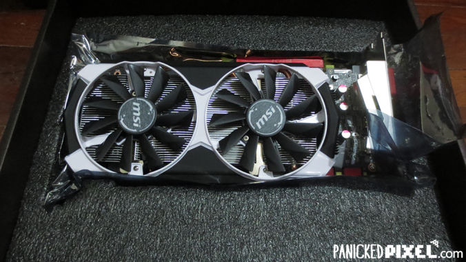 GTX970 Card Overview