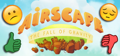 Airscape The Fall of Gravity - Not Good